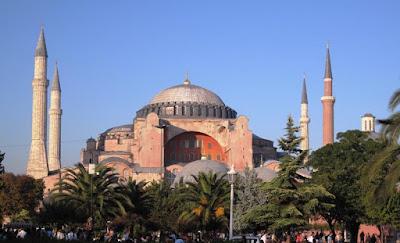 The Haglia Sofia, Basilica, Mosque, Museum