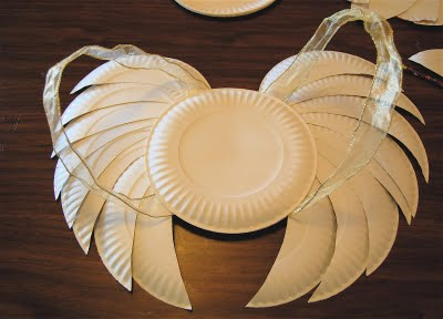 costume-ailes-ange-assiette-carton