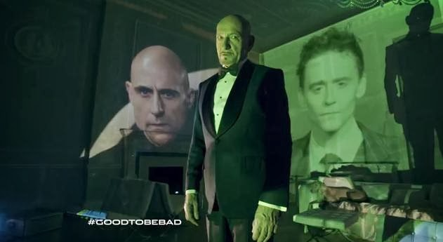 A British Villains 'Rendezvous' in Jaguar's 2014 Super Bowl Commercial — It's Good To Be Bad