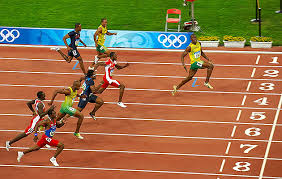 Image result for olympics bolt