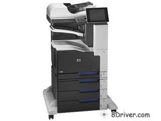 Driver HP LaserJet MFP M775 Printer – Download & install guide