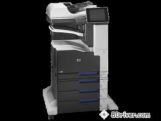 download driver HP LaserJet MFP M775 Printer