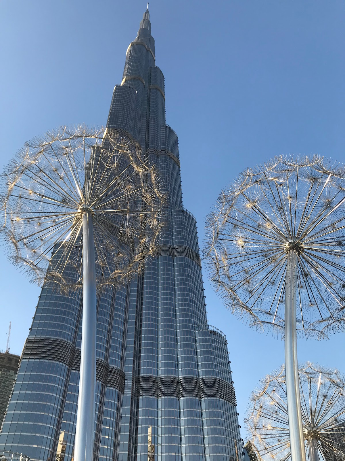 At the base of the Burj Khalifa is my personal favourite attraction in Dubai,  the Dubai Fountain Show. Every evening at half hourly intervals, ...