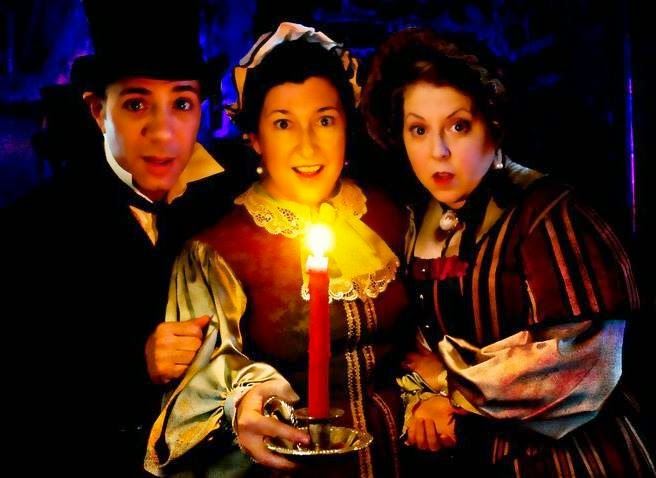 Dickens by Candlelight – with Tea and Cookies