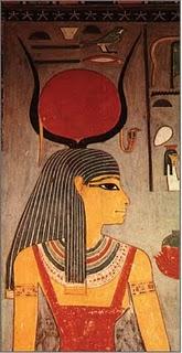 Goddess Hathor Image