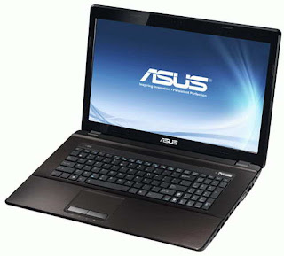 Asus K73 Series Multimedia Notebook images