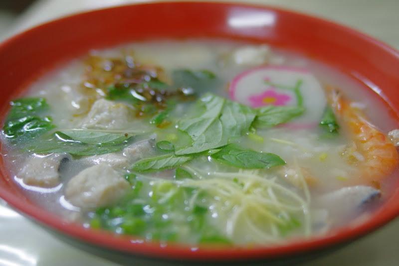 新竹湖口 老五鹹粥