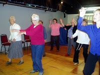 Zumba at Older People's Day - Monday 1st October