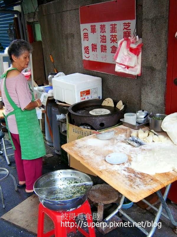 [小攤食記]台北的山東楊媽媽:清爽不膩的烙餅 @ 彼得覓食趣 :: 痞客邦