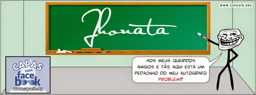 Capas para Facebook Jhonata