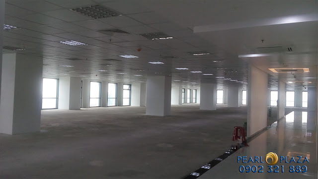PRICE: for sale & for rent office at Pearl Plaza HCMC - hình 4