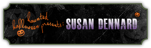 Haunted Halloween with Susan Dennard and a Giveaway