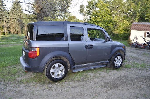 Honda Element Disability Equipped!