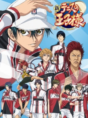 New Prince of Tennis 5