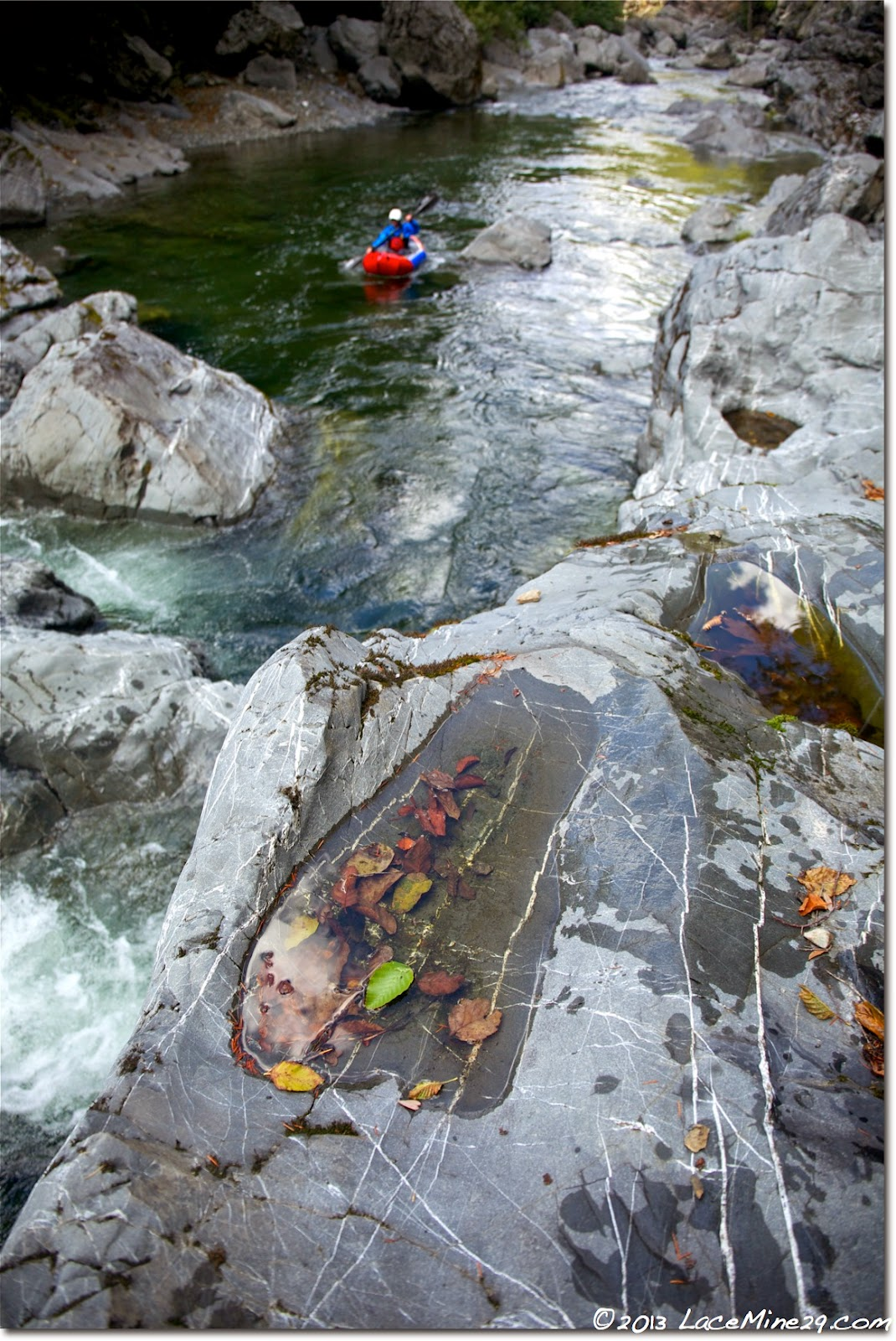 On the Chetco River: A Packrafting Adventure