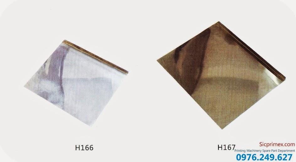Chuyên bán phụ kiện máy in Heidelberg chính hãng H166-167