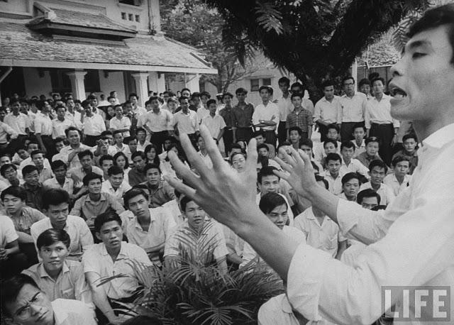 Pháp Nạn 1963: Sinh viên & Học sinh đứng dậy
