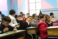 Au Collège des Frères à Jérusalem