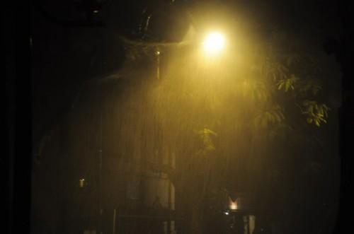 Thơ mưa đêm