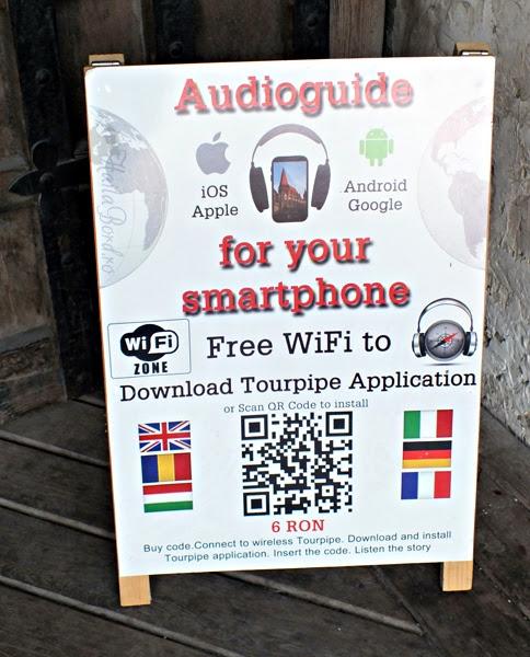 audioguide castel hunedoara