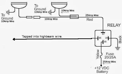 aux lighting wiring question adventure riderWiring Aux Lights Advrider #7