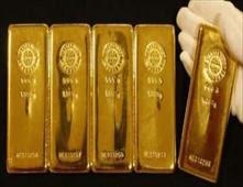 صور مذهلة من داخل مصنع للذهب