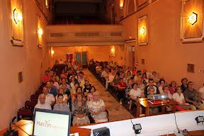 Reunión de peregrinos 2012
