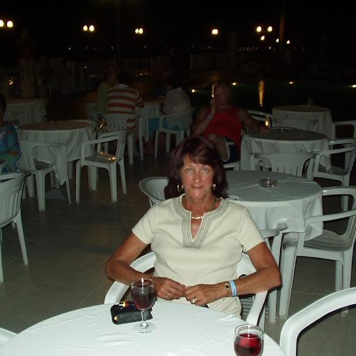 Patsy Barnes