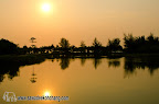 Sunset at Klong Prao south