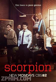 Bọ Cạp - Scorpion Season 1 (2014) Poster