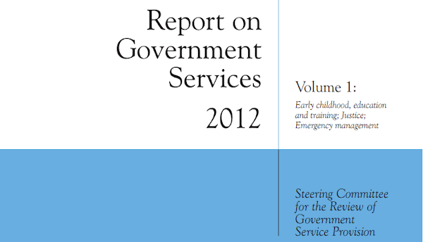 report on Government services