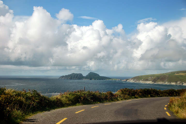 Driving the Wild Atlantic Way, Ireland