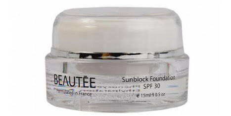Beautee Sunblock Foundation SPF 30