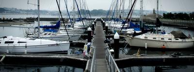 Web光画部、初夏の江ノ島の写真を見せま初夏。
