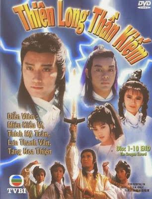 The Dragon Sword TVB - Thiên long thần kiếm