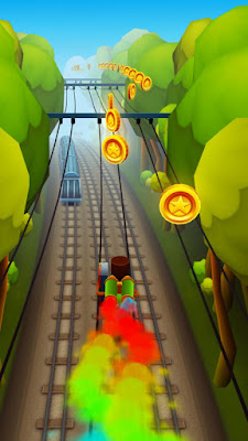 Subway Surfers v1.4.2 for Android