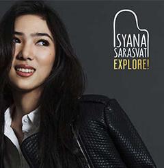 Cover Album Isyana Sarasvati - Explore! [image by iTunes]