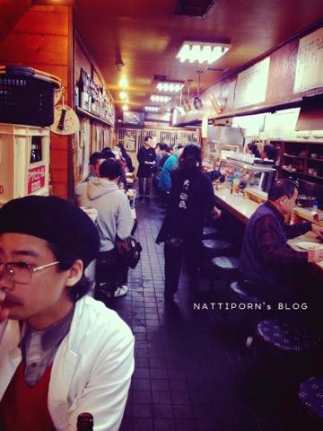 ทริปเยี่ยมญาติ Japan 2014 ดื่มเม้าท์แบบลุงๆ ป้าๆ ที่ Osaka