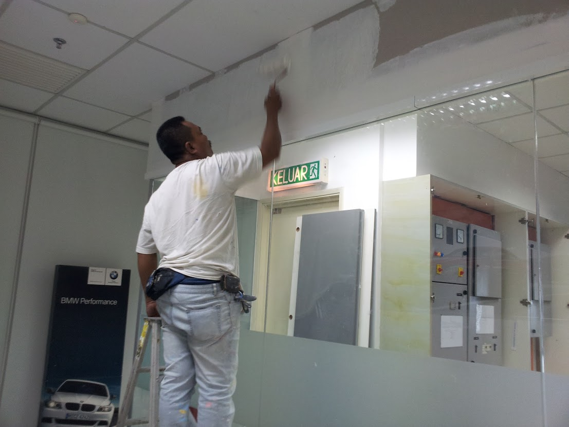 painting partition