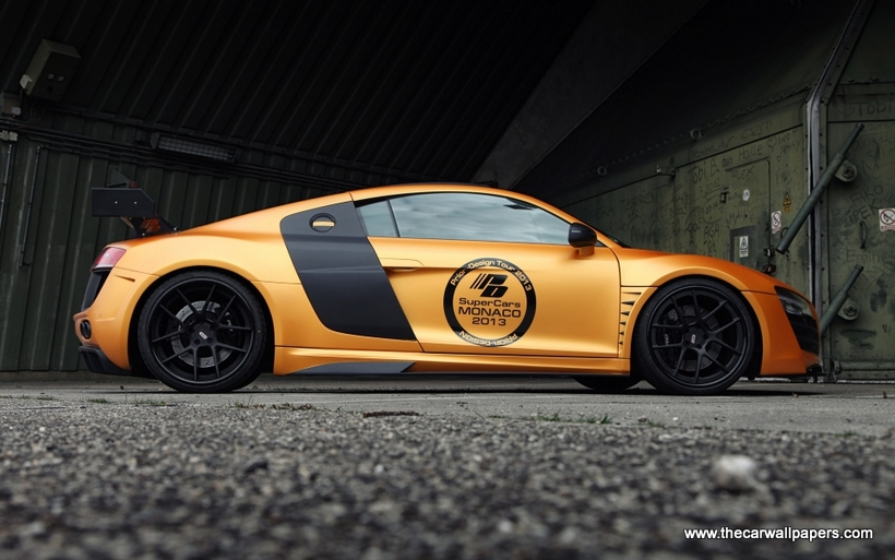 Audi R8 PD GT850 Widebody by Prior Design