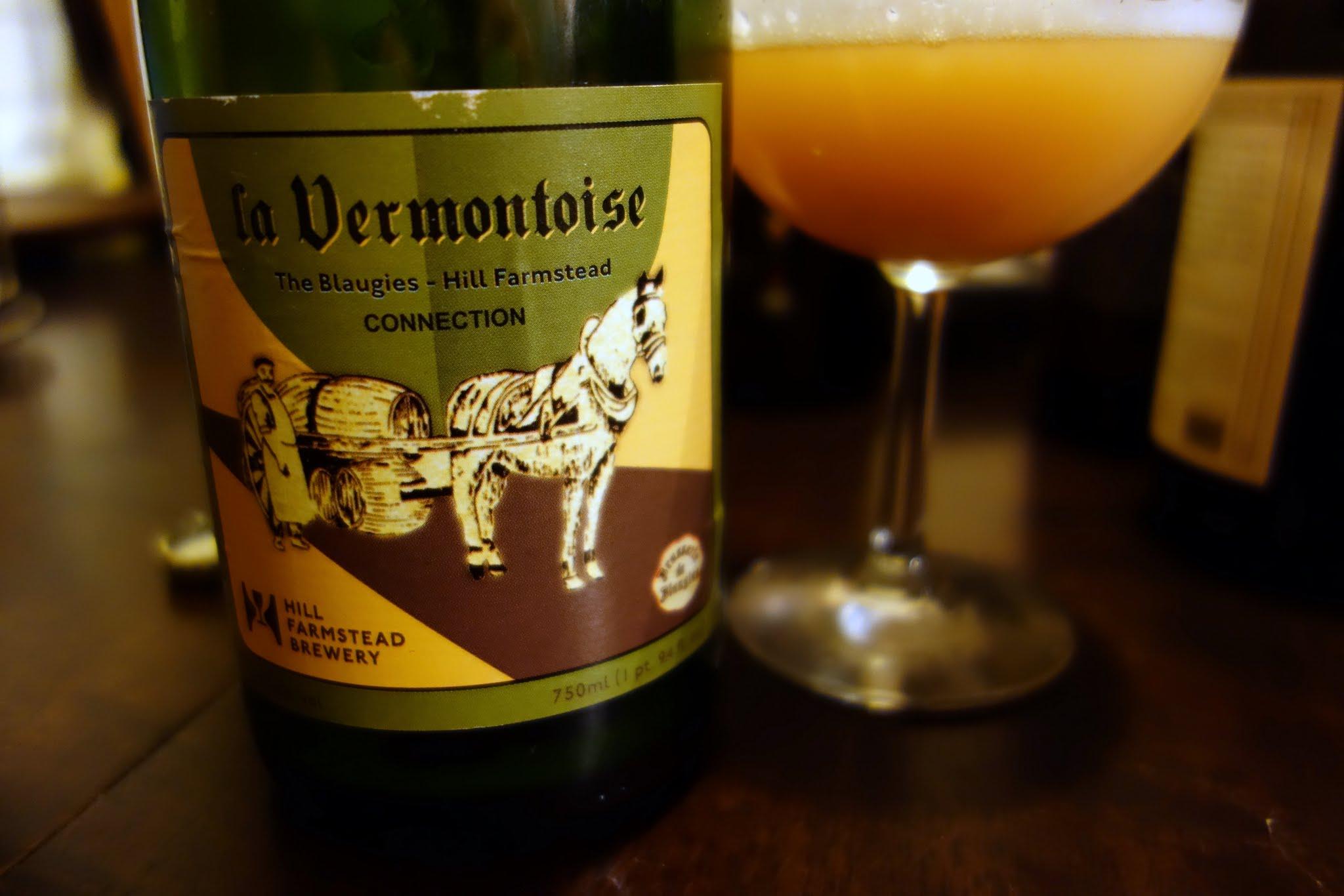 Brasserie De Blaugies / Hill Farmstead La Vermontoise