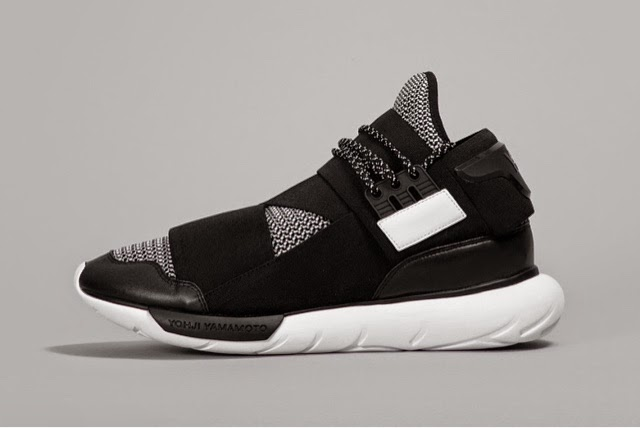 quality design 94364 89ad1 Adidas Y-3 Spring Summer 2015 Collection