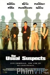 Nghi Phạm Vô Hình - The Usual Suspects poster
