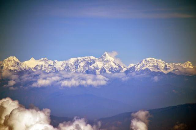 尼泊爾遊記-健行之前(一)