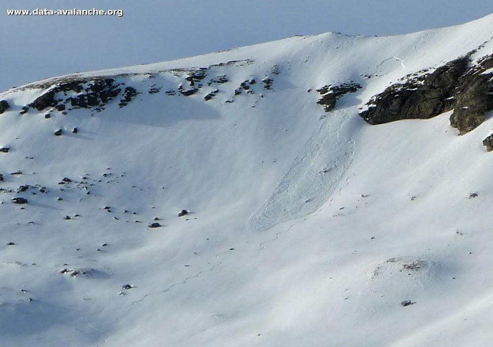 Avalanche Vanoise, secteur Dent Parrachée, Arête de Léché - Photo 1