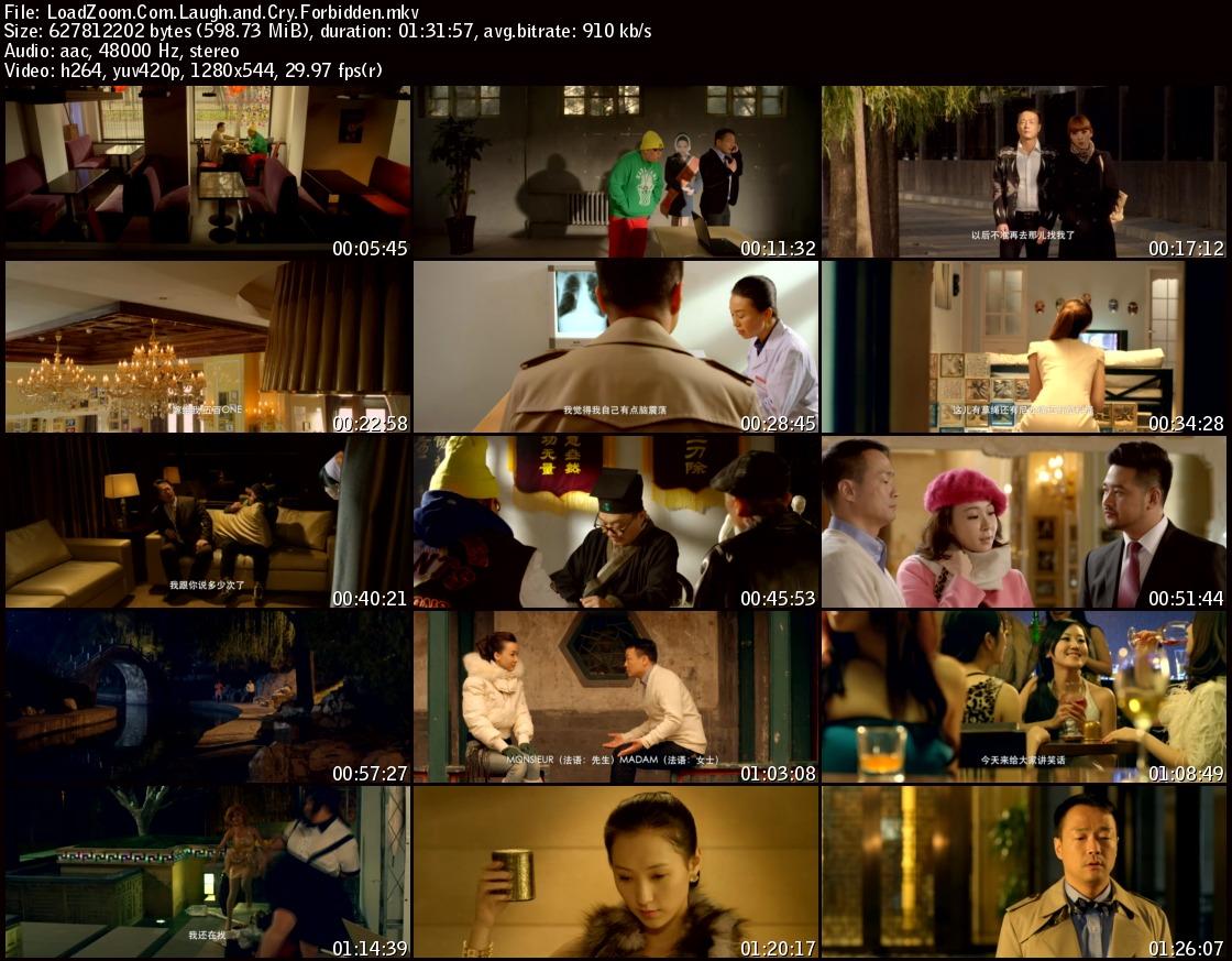 movie screenshot Laugh and Cry Forbidden fdmovie.com