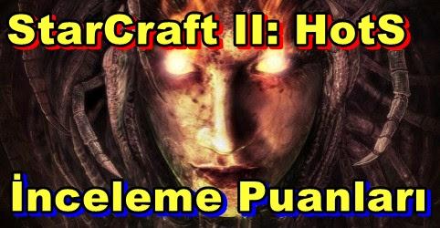 StarCraft II: Heart Of The Swarm'ın İnceleme Puanları Belli Oldu!