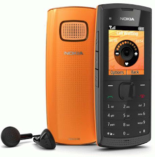 Nokia X1-00 Low priced Music Phone images