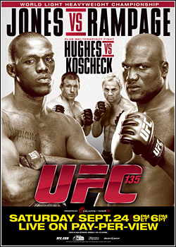 ufc135 Download   UFC 135 Jones Vs Rampage   HDTV 24.09.2011