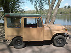 1983 AM General DJ-5M JEEP, 2WD AUTOMATIC